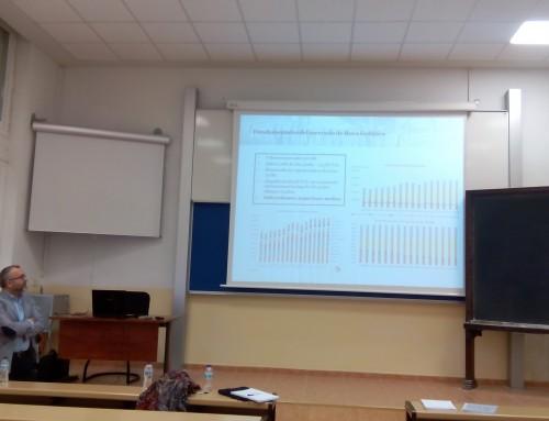 Cuarta clase del II Seminario sobre Minerales Industriales de AINDEX
