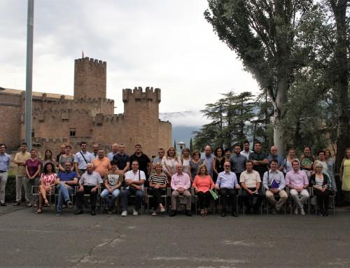 """Geoalcali reúne a los alcaldes de la zona de Mina Muga para informarles sobre la concesión de la Declaración del Impacto Ambiental """"DIA"""" favorable"""