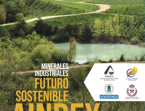 Seminario sobre Minerales Industriales. Madrid, octubre-noviembre 2019