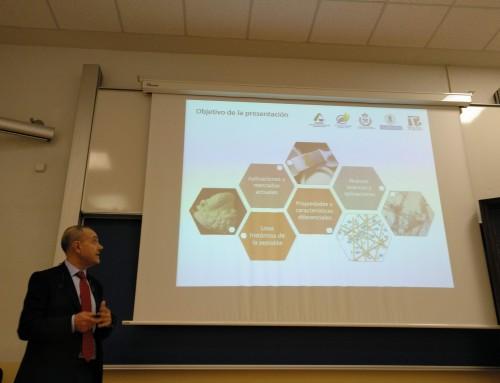 III Seminario sobre Minerales Industriales de AINDEX. Clase del 15 de noviembre de 2019